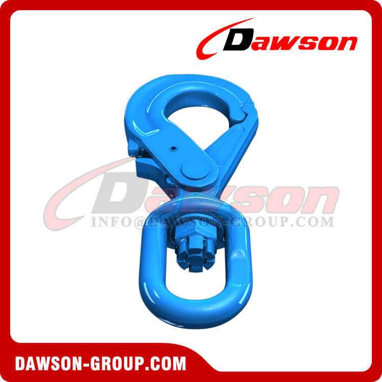 Dawson G100 Special Swivel Self-locking Hook with Grip Latch - China Factory