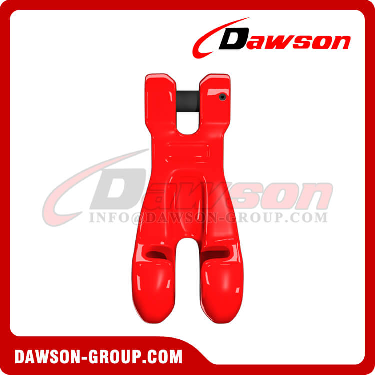 DS073 Grade 80 Clevis Chain Clutch for Adjust Chain Length - Dawson Group Ltd. - China Manufacturer, Factory