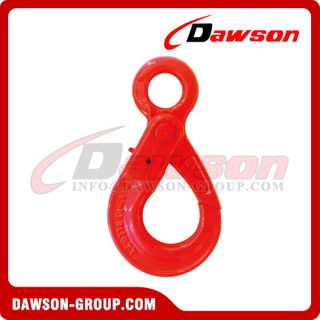 DS765 G80 European Type Eye Self-lock Hook