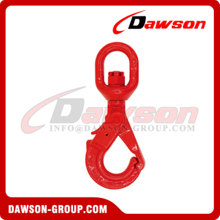 DS343 G80 Special Swivel Self-Locking Hook for G80 Chains
