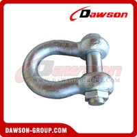 High Tensile Alloy Shackle for Mooring System