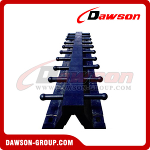 DS-XT Type Ladder Rubber Fender