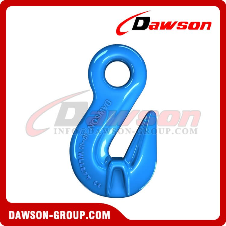 G100 Eye Shortening Cradle Grab Hook with Wings, Grade 100 Forged Alloy Steel Eye Hook for Crane Lifting Slings - Dawson Group Ltd. - China Supplier, Factory