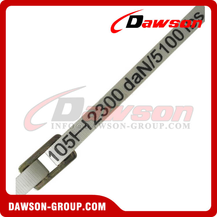 32MM Polyester Woven Cord Lash Strapping - Dawson Group Ltd. - China Supplier, Factory