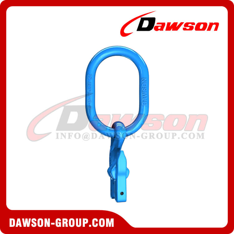 Grade 100 Master Link Assembly with Eye Grab Hook - Dawson Group Ltd. - China Supplier