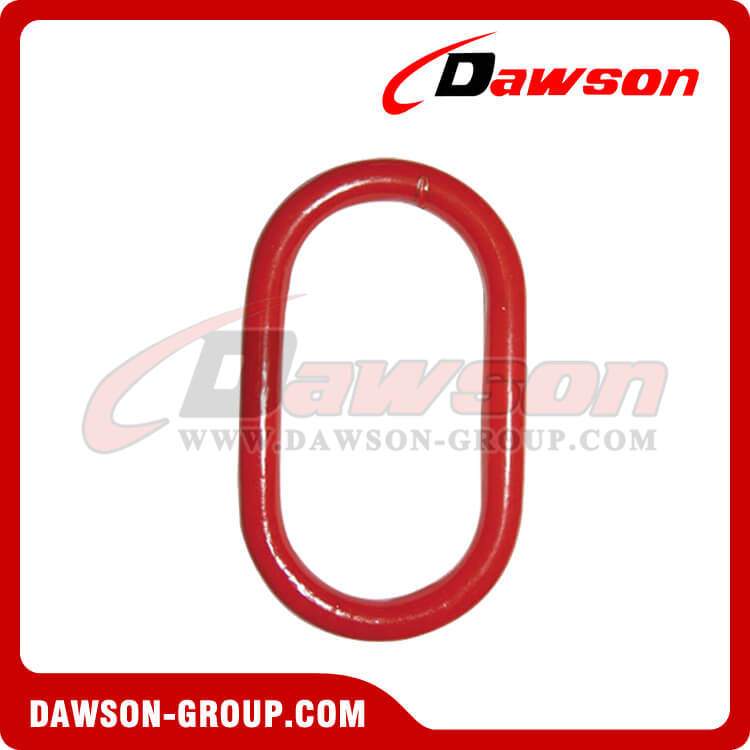 DS481 DS482 G80 Master Link with Flat for Wire Rope Slings - Dawson Group Ltd. - China Supplier