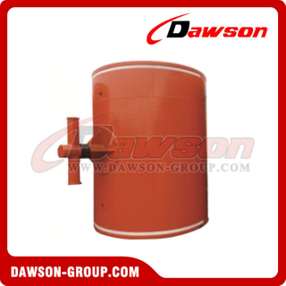 Marine Foam Filled Floating Mooring Buoy