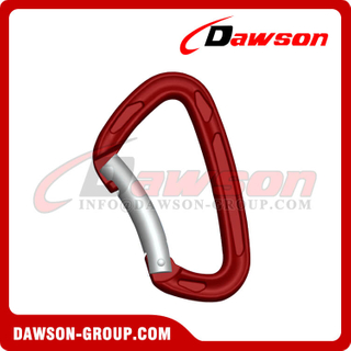 DS7101A Alloy Aluminum Carabiner Snap Hooks