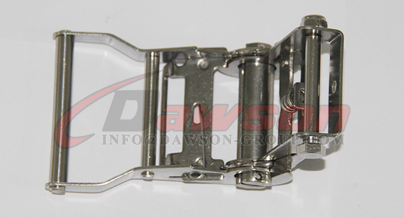 50MM Stainless Steel Ratcheting Buckle, Lashing Buckle - China Manufacturer