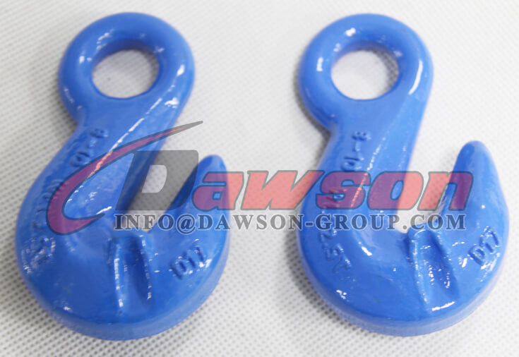 G100 Eye Shortening Cradle Grab Hook with Wings for Chain Slings - Dawson Group Ltd. - China Supplier