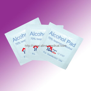 LARGE ALCOHOL PREP PAD