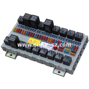 Electric parts, combined switch etc.