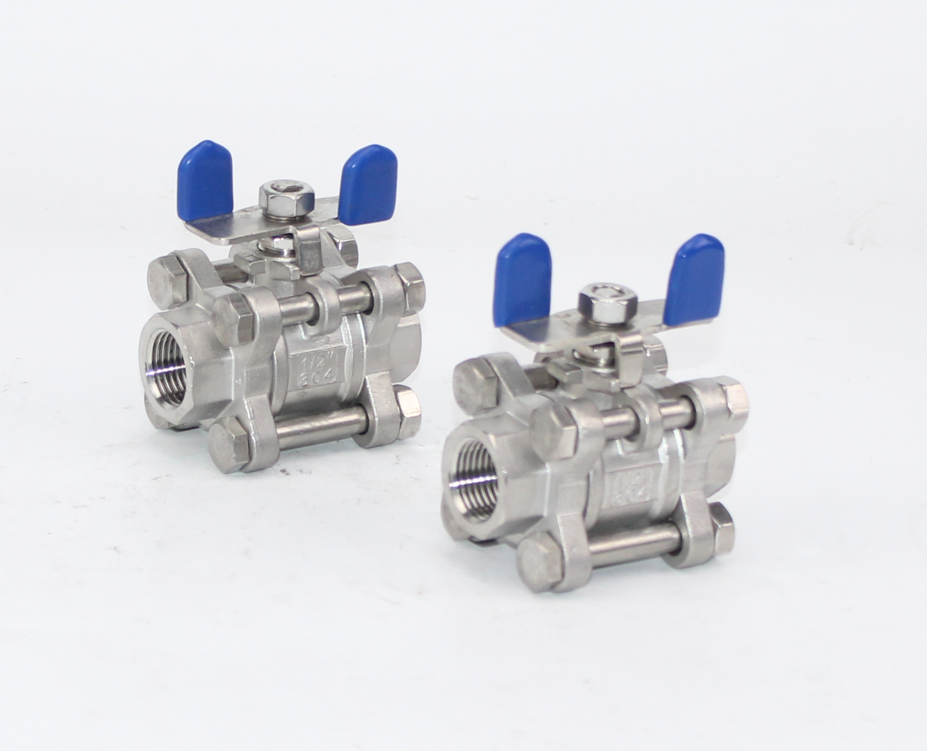 3PC Stainless Steel Ball Valve