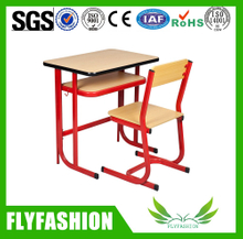 Durable Wooden Classroom Desk and Chair (SF-65S)