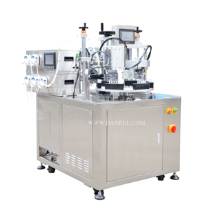 0.5ml-15ML Peristaltic Pump Automatic Plastic Tube Filling Sealing Machine for Liquid