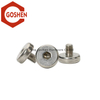 metric m14 Stainless Steel hex socket pan head bolt for furniyure