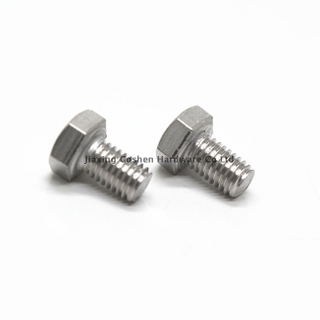 A2-70 stainless steel small hex washer head screws M4