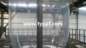 16meters kaca film penutup Greenhouse