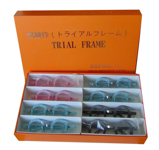 RS-900A China de calidad superior Optometry Equipments Trial Frame