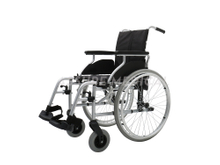 NEW AL-001 Aluminum Lightweight wheelchair