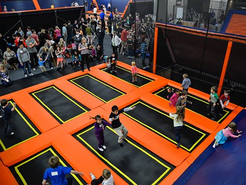 What Can Trampoline Park Bring You?