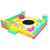 Small Amusement Park Toddler Play Area Ball Pit Indoor Playground