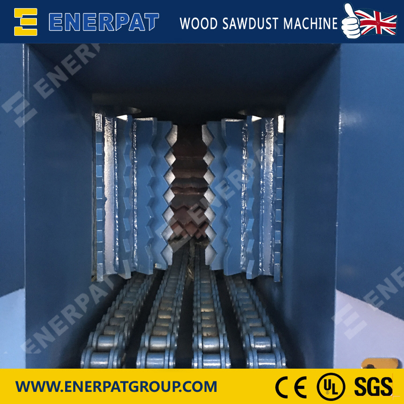 Wood Sawdust Machine