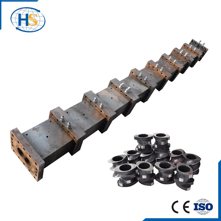 Spare Parts of Twin Screw Extruder Machine