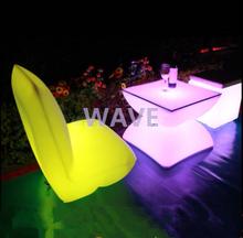 LED Sofa Chair With LED Light