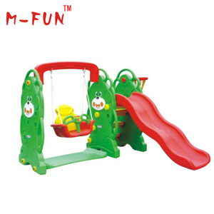 Play set swing slide