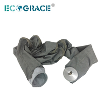 Silicon Furnace Iron Alloy Furnace Dust Collector Fiberglass Filter Bag