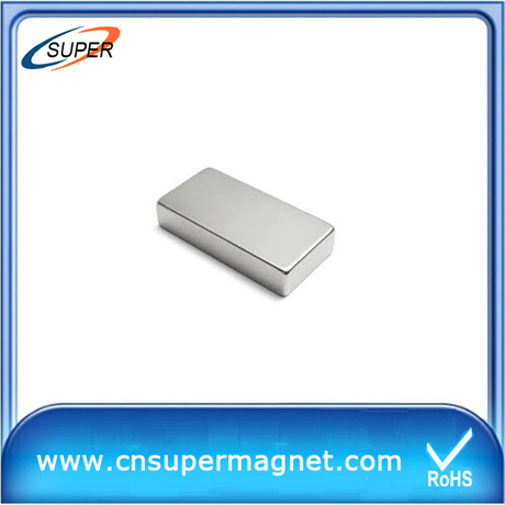 Hottest sale F40*20*5mm Sintered NdFeB Block Magnet
