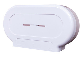 Manual Double Jumbo Paper Towel Dispenser KW-918