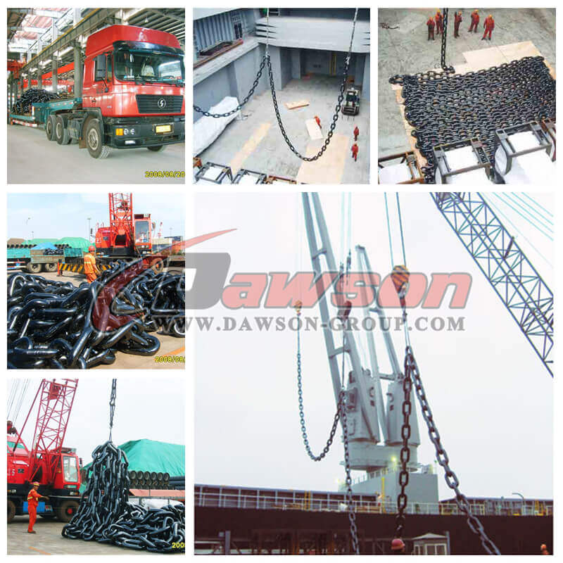 Anchor Chain Dispatching - China Manufacturer Supplier