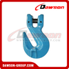 G100 / Grade 100 Clevis Shortening Cradle Grab Hook with Wings for Adjust Chain Length