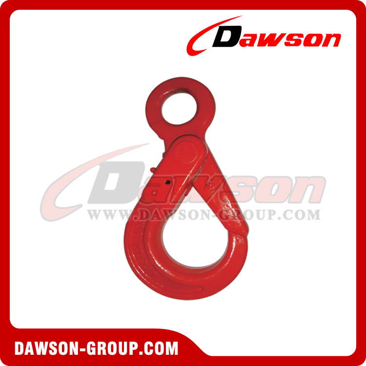 DS081 G80 EUROPEAN TYPE EYE SELFLOCK HOOK - DAWSON GROUP LTD. - CHINA MANUFACTURER SUPPLIER, FACTORY