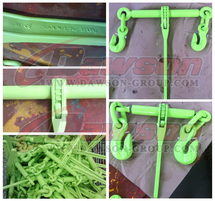 DS1030 G100 Ratchet Binder With Eye Grab Hook - Dawson Group Ltd. - China Manufacturer, Supplier, Factory