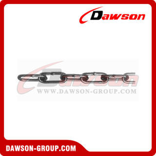 Japanese Standard Stainless Steel Link Chain