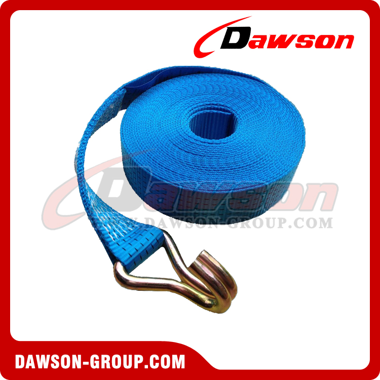 5000kg × 12m Webbing Part With Hook