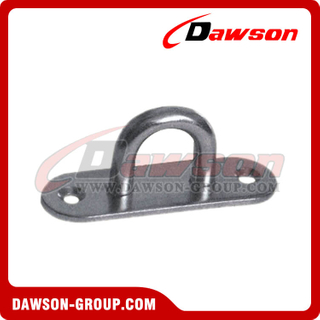 Stainless Steel Oval Eye Plate