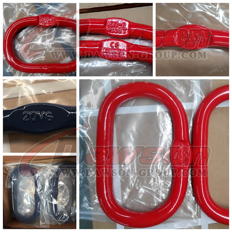 G80 U.S. Type Master Link - Dawson Group Ltd. - China Manufacturer, Supplier, Factory