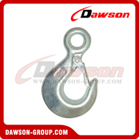 DS020 DIN689 Forged Mild Steel Hook With Latch