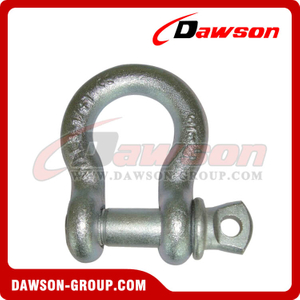 DS364 High Strength Screw Type Bow Shackle