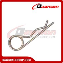 Nickel Plated Hair Pin