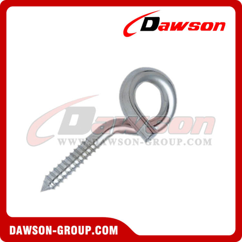 Stainless Steel Swing Hook with Bolt
