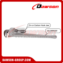 DSTD0505 Aluminum Handle Straight Pipe Wrench