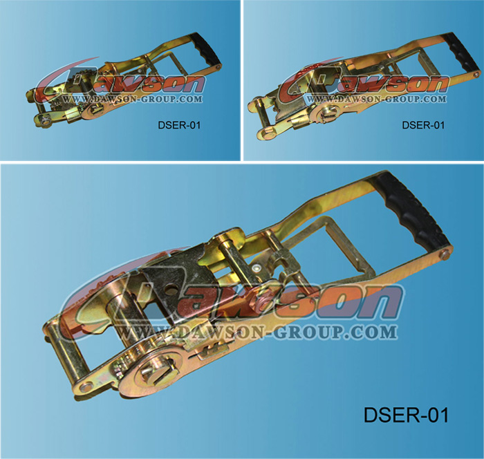DSER-01 Ergo Ratchet Buckles - China Manufacturer Supplier Dawson Made