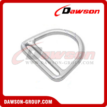 Stainless Steel D Ring With Cross Bar