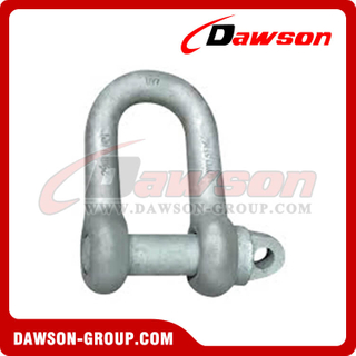 Grade M DEE Shackle with Screw Pin