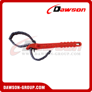 DSTD06G Double Chain Pipe Wrench